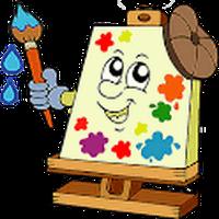 Ícone do Páginas para colorir