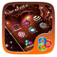 Chocolate GO Launcher apk icon