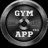 Иконка Дневник тренировок GymApp Pro