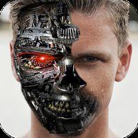 Ícone do Cyborg Camera Photo Editor