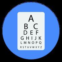 Göz testi Simgesi