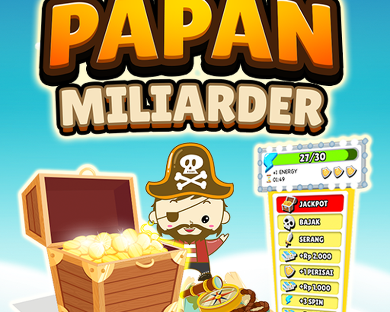 PAPAN MILIARDER APK - Download app Android