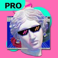 Vaporwave Wallpapers PRO  Icon