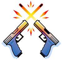 Ícone do apk Double Guns
