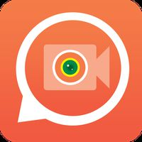 Lucky chat - Random video call apk icon