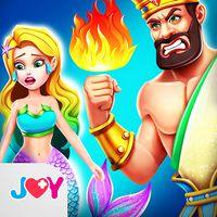 Mermaid Secrets21–Heartbreak Princess Love Story Icon
