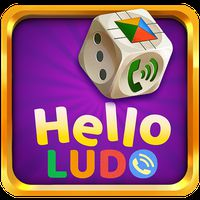 Hello Ludo™- Live online Chat on ludo game! icon
