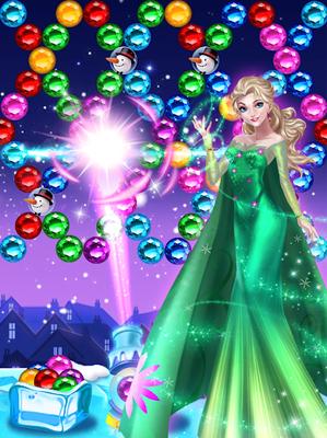 Bubble Spiele App