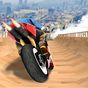 imposibil rampă moto bicicletă călăreț supererou