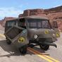 Car Crash Test UAZ BUHANKA