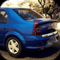 Icône de Logan Drift & Driving Simulator