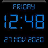 Icoană Imagine de Fundal gratis de Ceas digital