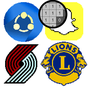 Logo Color by Number - Pixel Art, Sandbox Coloring