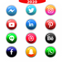 All Social Networks in one Text Video Call Chat 2.1
