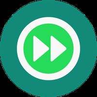 Ikona TalkFaster! - Speed up voice messages