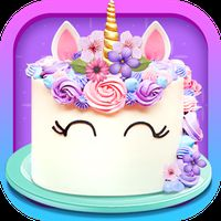 Εικονίδιο του Unicorn Chef: Free & Fun Cooking Games for Girls