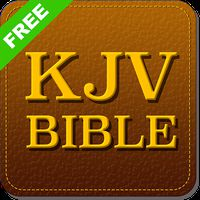 King James Bible - KJV, Audio Bible, Free, Offline icon
