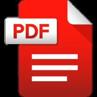 PDF Reader - PDF File Viewer 2019 icon