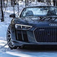 Ikona Tapety samochodów dla Audi