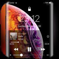 Icône de LockScreen Phone XS - Notification