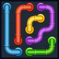 Line Puzzle: Pipe Art icon