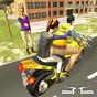 Thể thao xe đạp taxi sim 3d