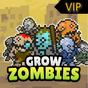Растут зомби VIP -Объединить зомби 1.0