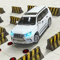 Luxury Prado Car Parking Challenge icon