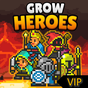 Grow Heroes Vip : Idle RPG