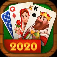 Иконка Пасьянс Косынка на вылет Карточная игра с друзьями