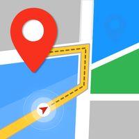 Icoană Maps Go - GPS, navigare vocală și direcții