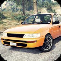 Corolla Drift & Driving Simulator アイコン