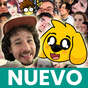 Stickers de YouTubers para WhatsApp - Mikecrack