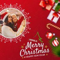 Christmas Photo Frame - Photo Editor 2019 icon