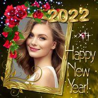 Ícone do Ano Novo 2019 Molduras, 2019 Cartões De Saudações