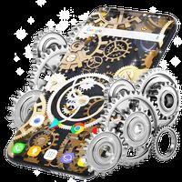 Mechanical Live Wallpaper & Animated Keyboard Simgesi