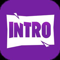 Icône de Fort Intro Maker pour YouTube - Intro Fortnite