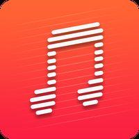 Icoană Music Download CC