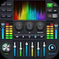 Иконка Музыкальный плеер- MP3-плеер10-полосный эквалайзер