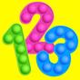 Aprenda escrever números! Contando jogos crianças