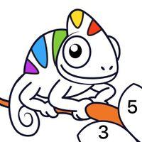 Chamy - Sayılarla Boyama Kitabı Simgesi