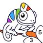 Chamy - Sayılarla Boyama Kitabı