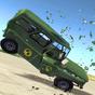 Car Crash Test UAZ 4x4