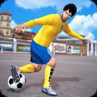Ícone do Liga de Futebol de Rua 2019: Jogar futebol ao vivo