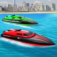 Extreme Power Boat Racing 17: 3D Beach Drive icon