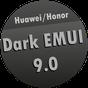 Dark EMUI 9 Theme for Huawei/Honor