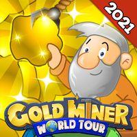 Ícone do Gold Miner World Tour