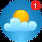 Tempo hoje: previsão, radar, relógio e widget  APK