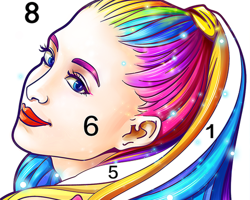 Coloring Fun : Color by Number Games APK - Free download ...