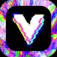 Ícone do Vaporwave aesthetics adesivos para fotos